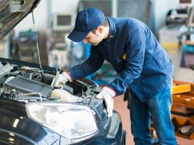 engine maintenance tumwater