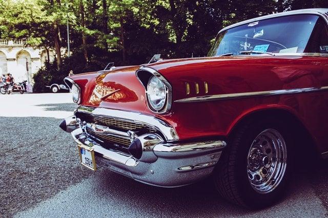 classic car service